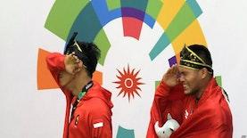 Emas ke 14 Datang Dari Yola Primadona dan Hendy Atlet Pencak Silat