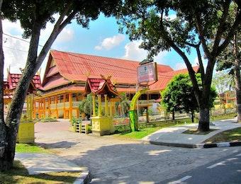 Museum Sang Nila Utama: Pusat Studi Sejarah Melayu di Pekanbaru