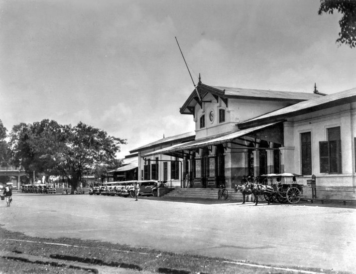 Buka Kenangan Jaman Dulu, Inilah Beberapa Foto Lawas Surabaya! (Part 2)