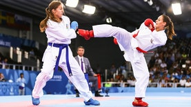 Membanggakan! Anak Bangsa Bawa Harum Nama Indonesia di Kejuaraan Karate Asia