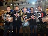 Gambar sampul Indonesia Borong Piala di Kontes Ikan Guppy Internasional