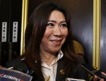 Legenda Bulutangkis Indonesia Susy Susanti Jadi Kabid Binpres PBSI