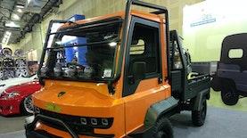 Pengusaha Terkaya di Afrika Borong 10.000 Mobil Desa Made-in Indonesia