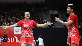 Rangkuman Perempat-final Indonesia Masters 2020