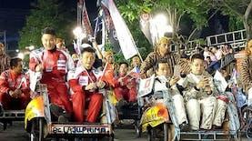 Ungguli Jepang, Indonesia Sapu Bersih Piala Asia Auto Gymkhana Competition