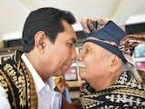 Gambar sampul Henge'do, Cium Hidung Unik di Nusa Tenggara Timur