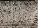 Gambar sampul Dongeng Romansa Panji yang Terekam dalam Relief Candi Panataran