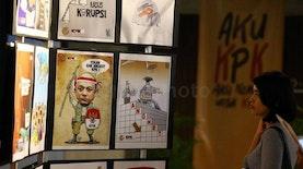 Aksi Komik untuk KPK: Melawan Korupsi Lewat Gambar