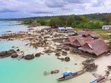 Gambar sampul Berenang Tanpa Takut Tenggelam di Pantai Tureloto