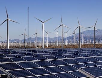 Energi Terbarukan, Kunci Bertahan Di bawah 1.5 Derajat Celcius Untuk Bumi Yang Lebih Baik