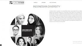 Tujuh Desainer Indonesia Bawa Keragaman Indonesia di Ajang New York Fashion Week 2018