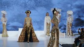 'Indonesia Mahardhika' Anne Avantie Menutup Gelaran JFF 2018