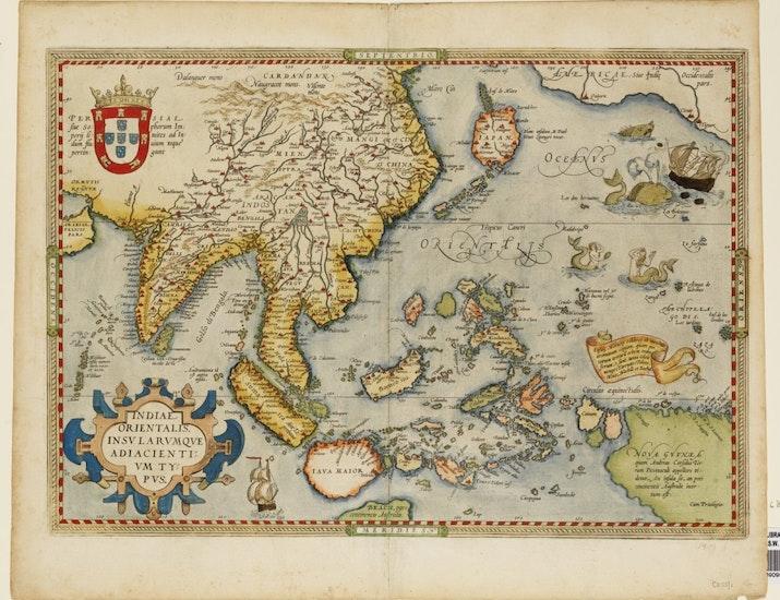 Dahulu, Bentuk dan Ukuran Pulau Jawa pada Peta Pernah Berubah-ubah. Ini Kisahnya!