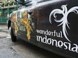 Wonderful Indonesia - Begini Dampaknya Setelah Logo Pariwisata RI Terpampang di London