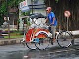 Inilah Jenis-Jenis Becak yang Dapat Kalian Temui di Indonesia, Sudah Pernah Naik?