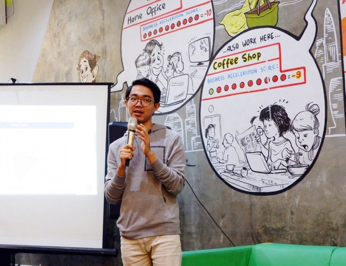 Mengenal Speaktograph di Good Talk Offline Session 2
