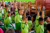 Bermain sambil Belajar di Anak Hebat Anak Indonesia (AHAI)