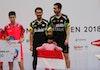 Ahsan/Hendra Juara di Singapura Open 2018