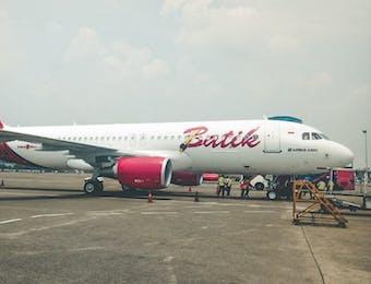 BatikAir Datangkan Pesawat Baru, Langsung dari Prancis