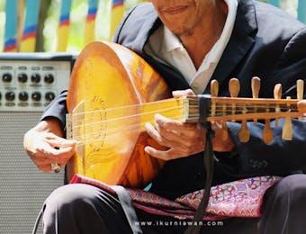 Perkembangan Alat Musik Gambus di Nusantara
