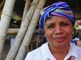 Gambar sampul Menenun, Cara Mama Aleta Melawan Kerusakan Lingkungan