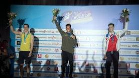 Atlet Panjat Tebing Indonesia Kembali Juarai Climbing World Cup 2019
