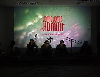 Launching Film Alang - Alang Kumitir, kolaborasi nyata karya antar komunitas