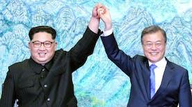 Dukung Perdamaian, Jokowi Undang Pemimpin Korsel dan Korut Hadir di Asian Games