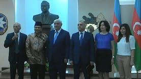 Kerjasama Multikulturalisme dan Dialog Generasi Muda Indonesia-Azerbaijan