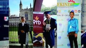 6 Alumni Bidikmisi Ini Kini Kuliah S3 di Luar Negeri