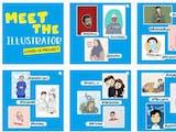 Gambar sampul Alumni UNS Bentuk Gerakan Ilustrator Peduli