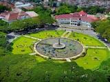 Gambar sampul Alun-alun Tugu Kota Malang, Saksi Perjuangan Bangsa Indonesia di Bumi Arema