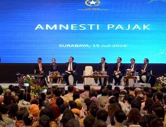 Kesuksesan Membanggakan Tax Amnesty Indonesia