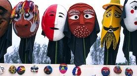 Komunitas Tari FISIP UI Borong Penghargaan di International Mask Dance Festival and Competition, Korea Selatan