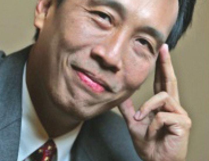 CEO Pertama dari Indonesia di The Hay Group Global