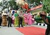 Sumpah Setia Tradisi Angngaru Makassar