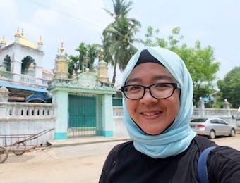 Annisa Hasanah, Pencipta Ecofunopoly yang Berkeliling ke 31 Negara dalam 7 Tahun