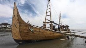 Kapal Besar Jung Jawa, Armada Terbesar Indonesia di Masa Lampau yang Jarang Orang Ketahui
