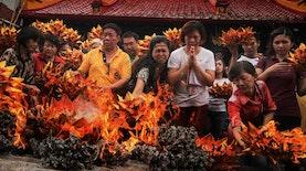 Ritual Pao Oen yang Diadakan Menyambut Tahun Baru Imlek
