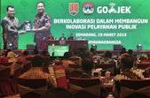 GOJEK dan Pemkot Semarang Bangun Inovasi Pelayanan Publik