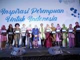 """Gambar sampul Para Srikandi di Forum """"Inspirasi Perempuan untuk Indonesia"""""""