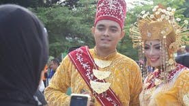 Mengeksiskan Budaya Arakan Pengantin Melayu