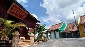 Studio Alam Gamplong : Mini Hollywood ala Indonesia