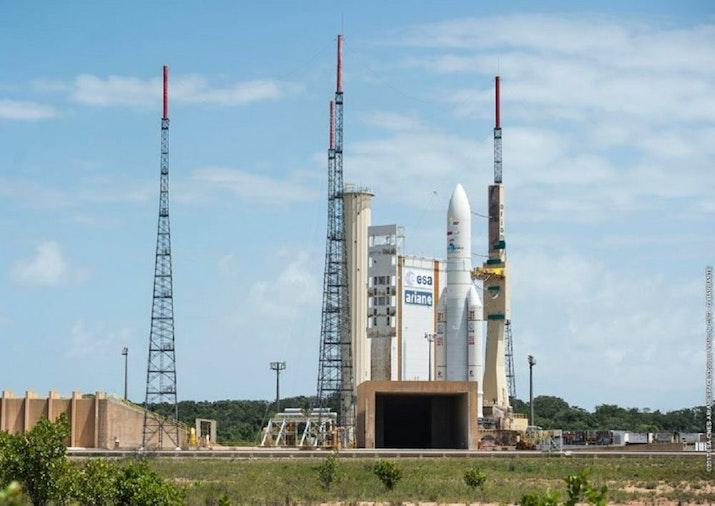 Besok! Telkom 3S Siap Diluncurkan, Ini Roketnya