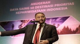 Arief Yahya Bicara Jurus Pariwisata, Halal Tourism, dan Impian di 2045