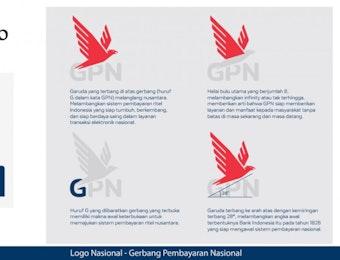 Logo Nasional Gerbang Pembayaran Nasional (GPN) Kini Telah Ditetapkan