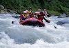 Arung Jeram Di Sungai Ciberang yuk