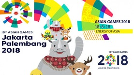 ASIAN Games, Indonesia Dukung Sportifitas !
