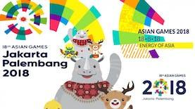 ASIAN Games, Indonesia Dukung Sportifitas !