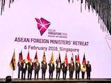 Gambar sampul Menteri Retno Ajak ASEAN Berkontribusi Dalam Pembangunan Kawasan Indo-Pasifik